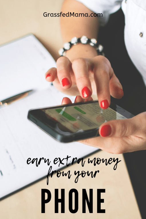 earn extra money from your phone