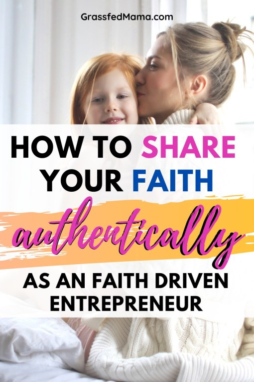 How to Share Your Beliefs as a Faith Driven Entrepreneur With Alisha Carlson