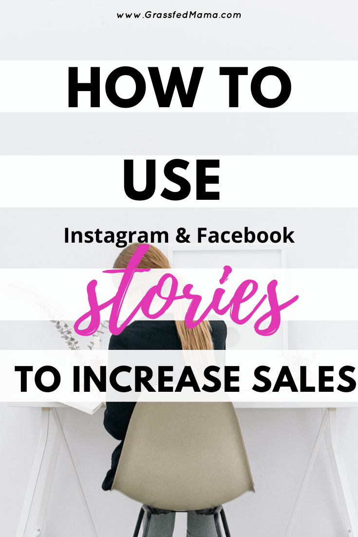 How to Use Stories to Increase Online Sales