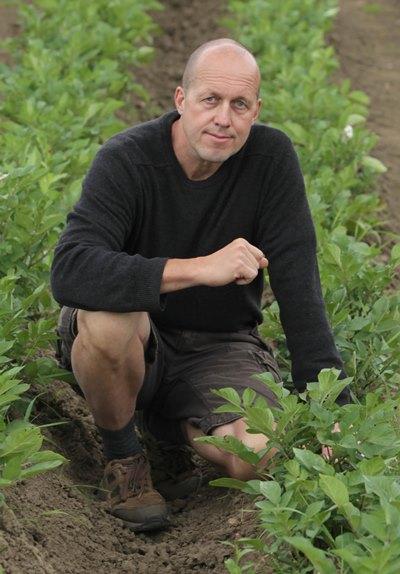 Professor Carlo Leifert on Organic vs Non-Organic