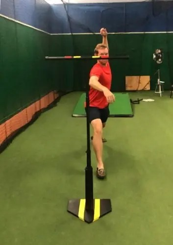 Alignment Using the Pitching Tee