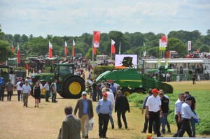 Grassland & Muck Machinery Demos