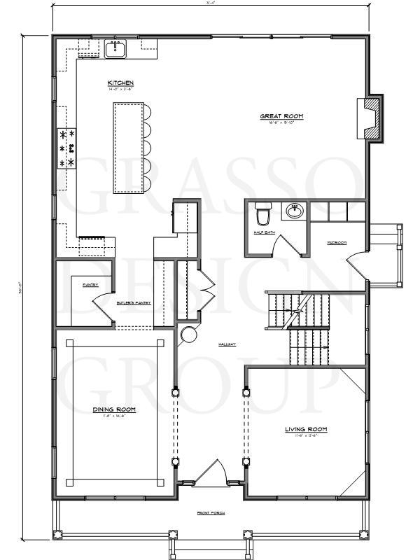 Main Street Homes Floor Plans