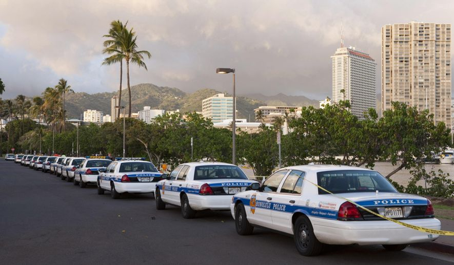 Hawaii crime goes down, police spending goes up