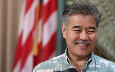 Ige can count us to help Hawaii 'move forward'