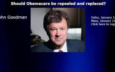 Luncheon: Will Obamacare really be repealed?