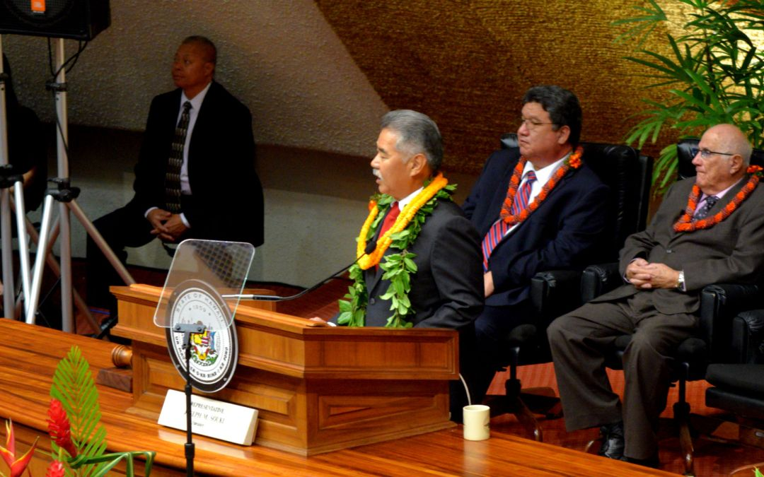 Governor Ige's 'cuts' still result in big spending increases