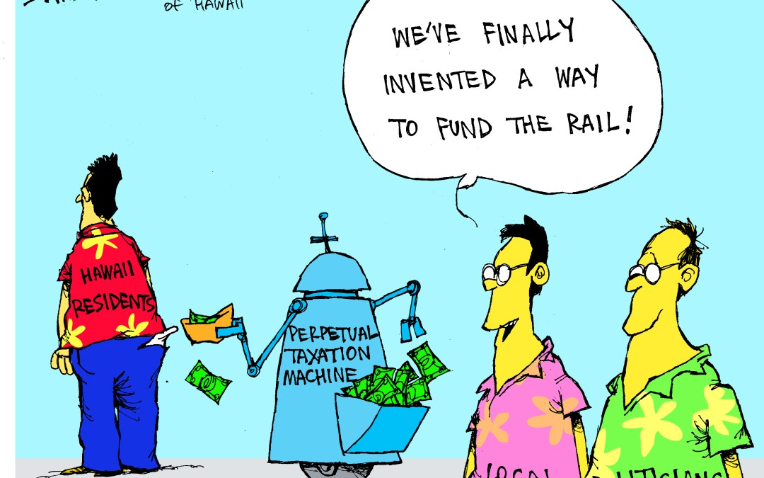 New rail taxes in our future?