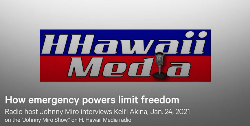Akina to Miro: 'That's just not how our system is supposed to work'