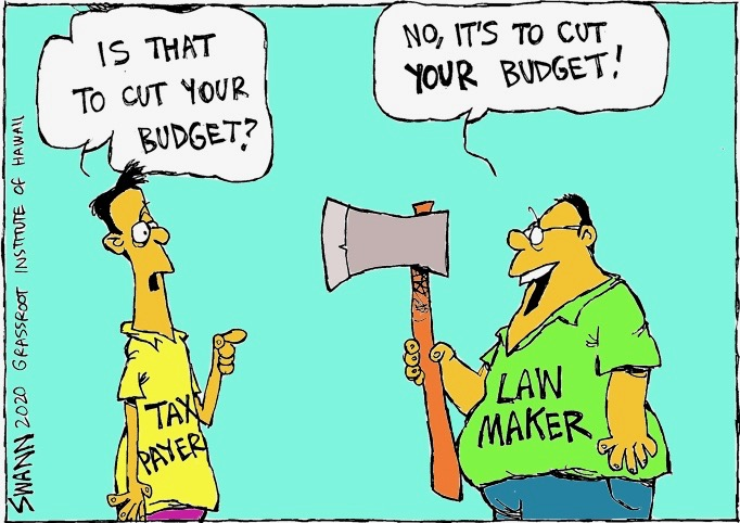 Increase economic freedom, not state tax burden