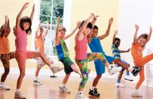workout exercise for kids