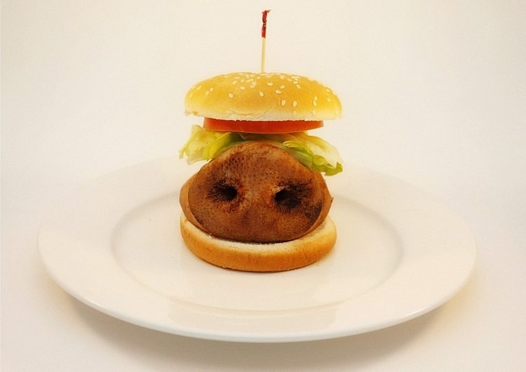 Pork Burger, Peter Augustus, http://www.peteraugustus.com/