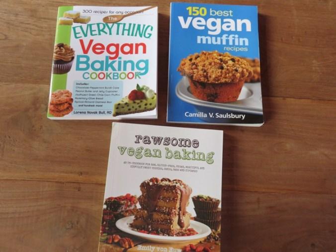 vegan bakboeken