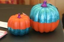 Teal Pumpkins