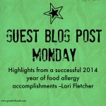 Guest Post: Celebrate 2014 Allergy Success