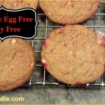 Peppermint Nut-Egg-Dairy Free Cookies
