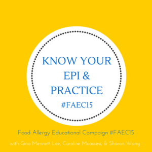 Know-Your-Epi-Practice #FAEC15