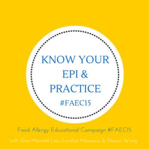Know-Your-Epi-Practice #FAEC15