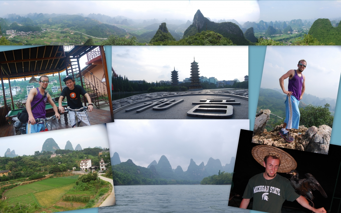 Guilin and Yangshuo