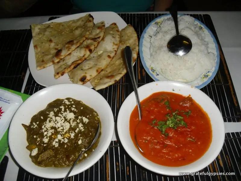 Amazing Indian food!