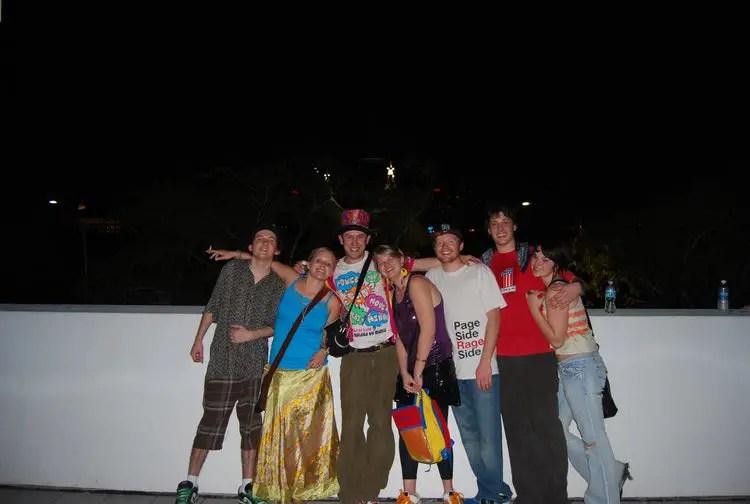 Miami '09 crew.