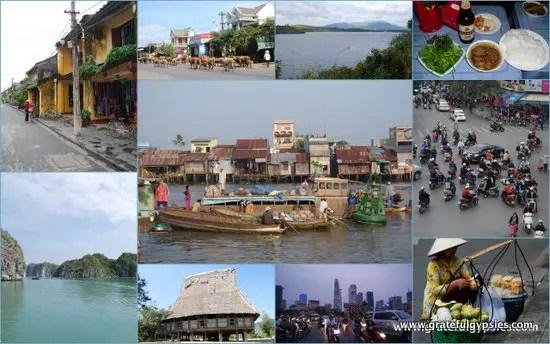 One month in Vietnam!
