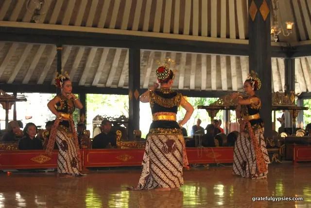 Kraton of Yogyakarta.