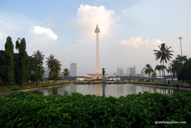 Monas - the National Monument.