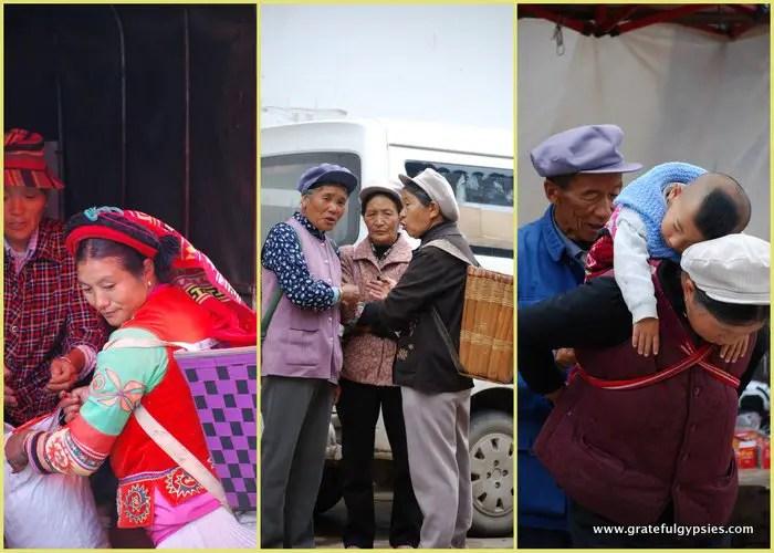 Shaxi Friday Market