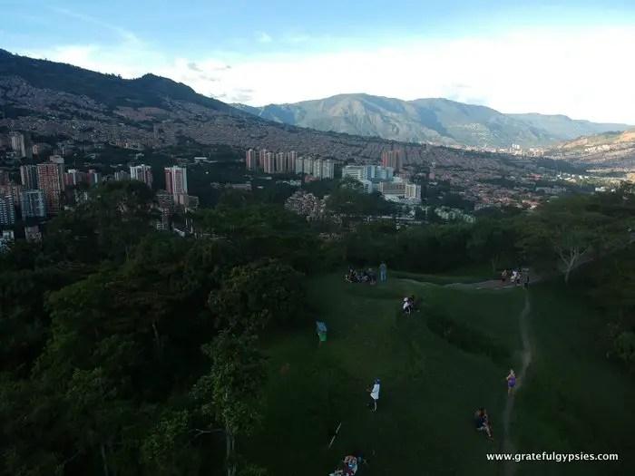 Cost of Living in Medellin - El Volador Park