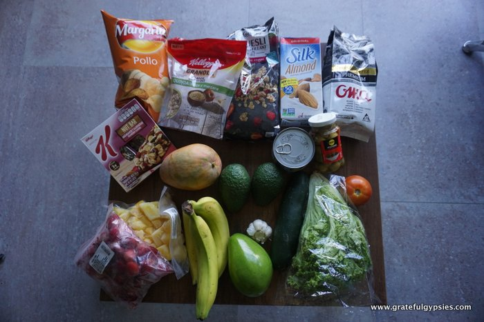 Cost of Living in Medellin - groceries