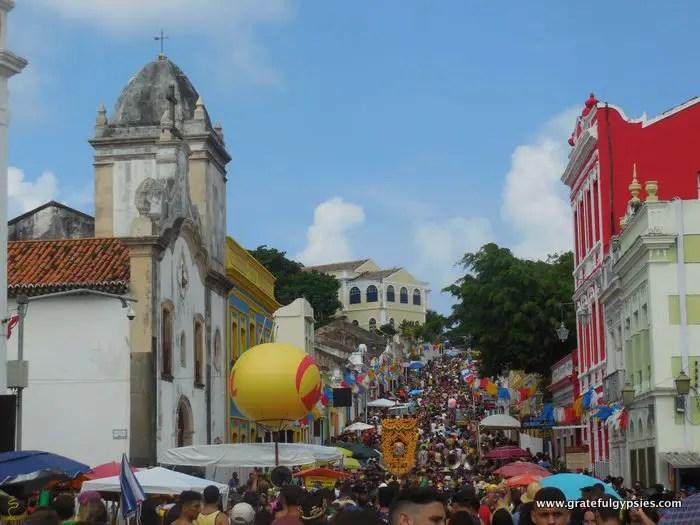 Carnaval in Olinda