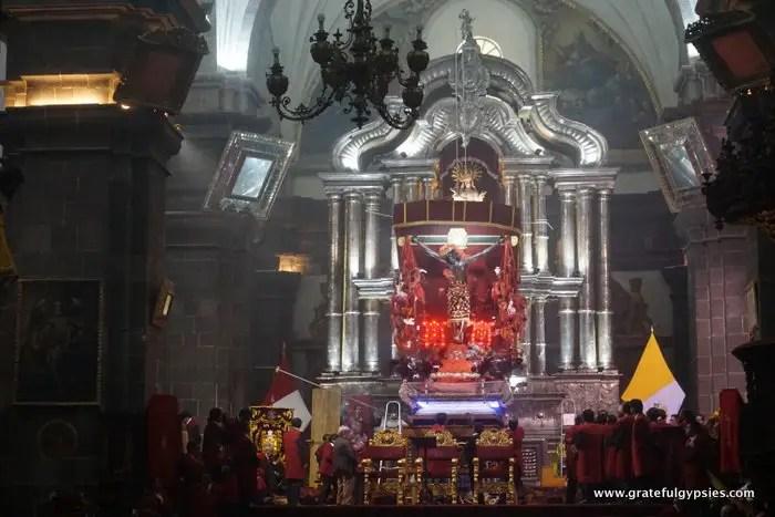 Holy Week in Peru
