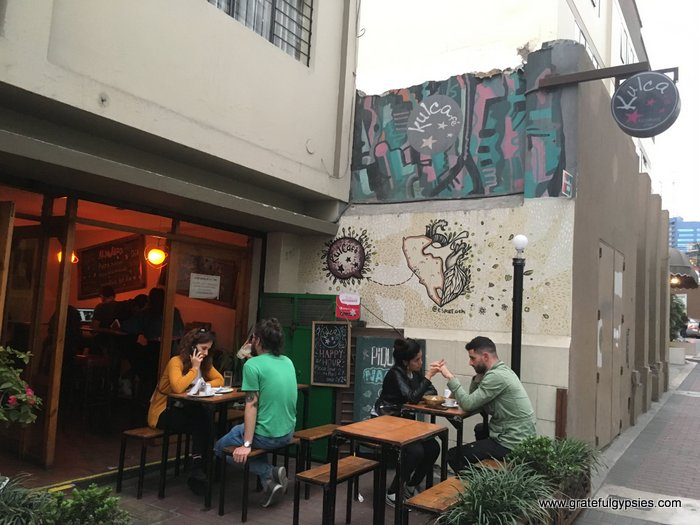 Best Cafes in Lima Kulcafe