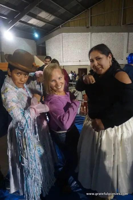 La Paz Cholitas
