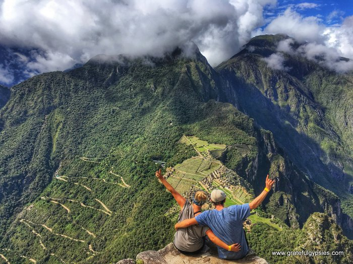 Jengle Trek to Machu Picchu