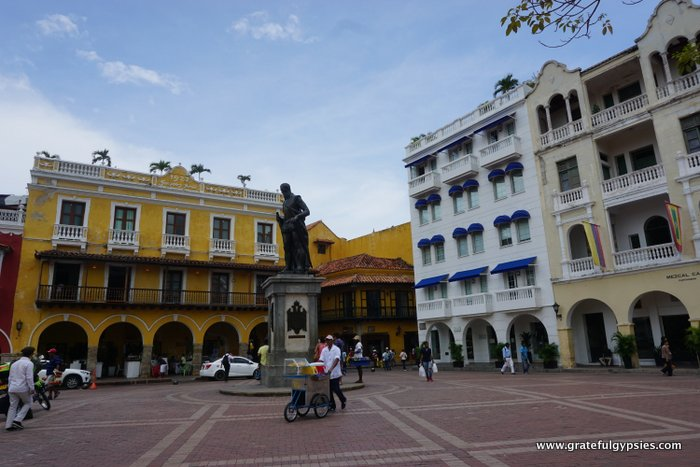 Old City of Cartagena
