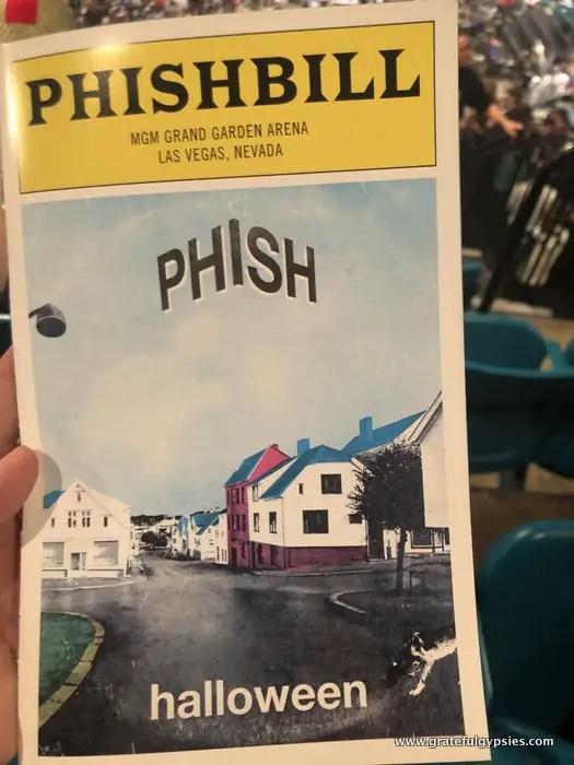 Phishbill 2018