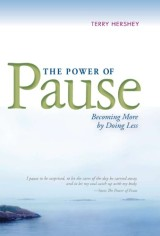 Power of Pause book cover