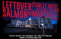 Salmon Announces Stanley Hotel 2018 Grateful Web