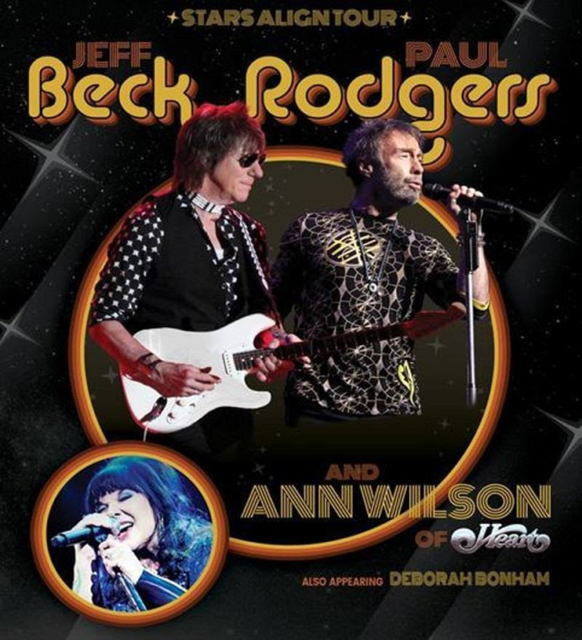 hight resolution of stars align tour begins with paul rodgers and jeff beck