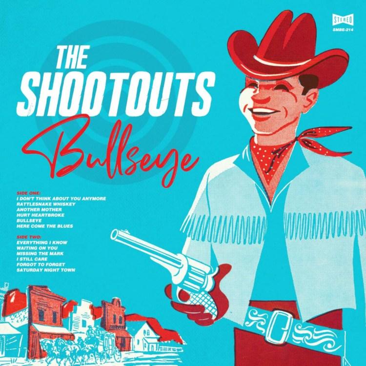 "The Shootouts Release Sophomore Album ""Bullseye""   Grateful Web"