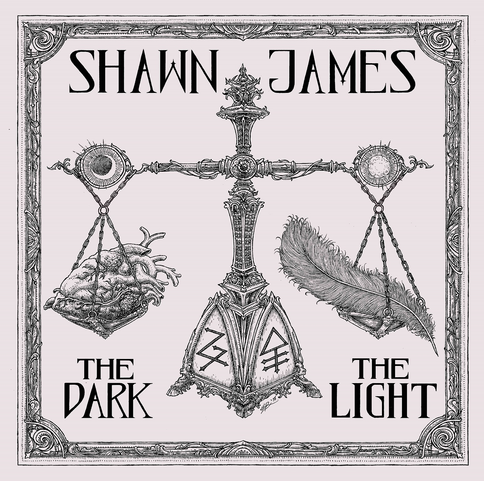 SHAWN JAMES TOUR DATES ANNOUNCED IN SUPPORT OF UPCOMING