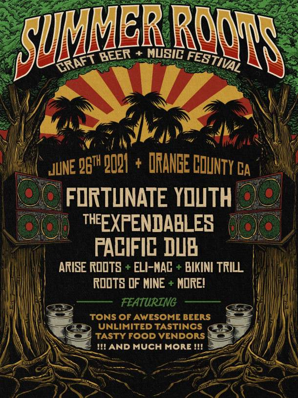 Announcing the Summer Roots Craft Beer & Music Festival | Grateful Web