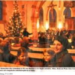 Weihnachtskonzert vom 26.12.2010