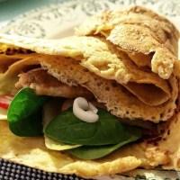 La socca, une galette étonnante à la farine de pois chiche