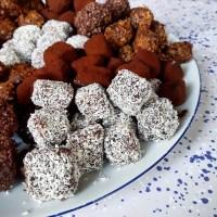 Truffes au chocolat faciles et originales