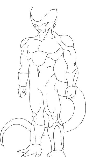 Disegni Da Colorare Dragon Ball Goku Super Saiyan Auto Electrical