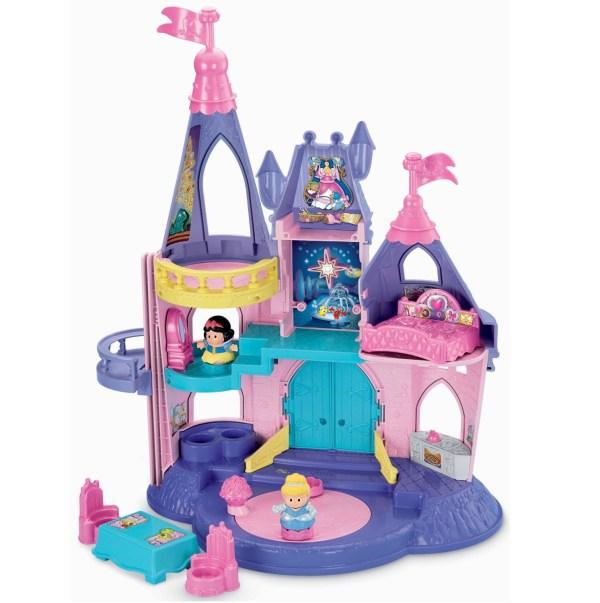 Bargain Fisher Little People Disney Princess Palace