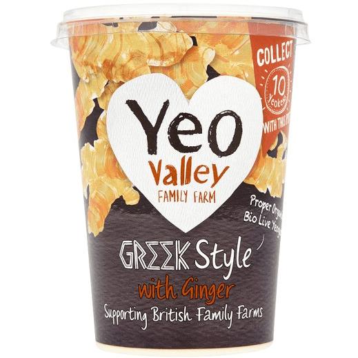 FREE Yeo Valley Greek Style Yogurt | Gratisfaction UK